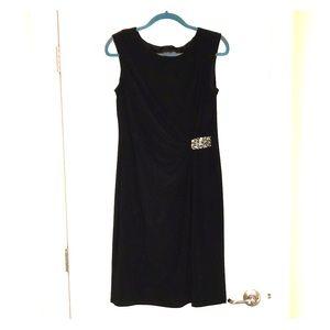 Slip-on dress